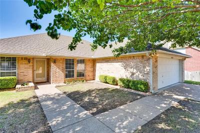 Benbrook Single Family Home Active Option Contract: 10242 Trail Ridge Drive
