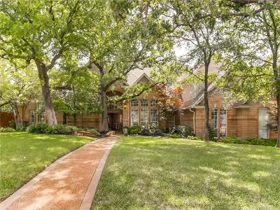 Southlake Single Family Home For Sale: 1009 Chimney Hill Trail