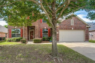 Mansfield Single Family Home Active Option Contract: 406 Rock Meadow Trail