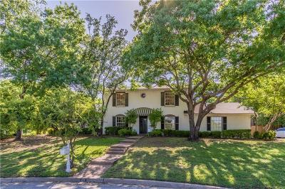 Benbrook Single Family Home For Sale: 29 Mont Drive