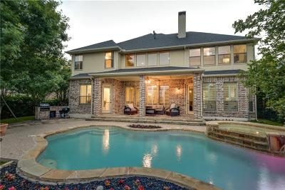 Prosper Single Family Home For Sale: 1140 Broken Bend Drive