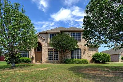 Fort Worth Single Family Home For Sale: 9712 Indian Court
