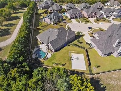 Prosper Single Family Home Active Option Contract: 240 Booker Court