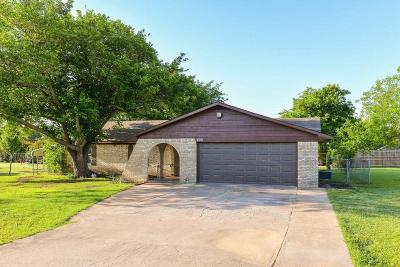Waxahachie Single Family Home Active Contingent: 400 Sunrise Drive