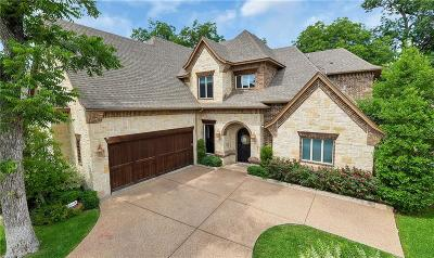 Fort Worth Single Family Home For Sale: 4513 Elm River Court