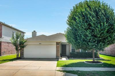 Fort Worth Single Family Home For Sale: 9112 Goldenview Drive