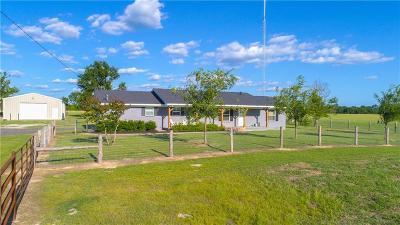 Canton TX Single Family Home Active Option Contract: $330,000