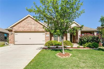 Weatherford Single Family Home For Sale: 1529 Stetson Drive