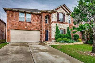 Frisco Single Family Home Active Option Contract: 13034 Ambrose Drive