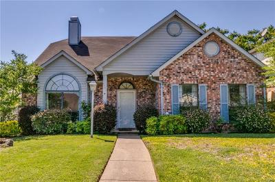 Grand Prairie Single Family Home For Sale: 4341 Saugus Drive