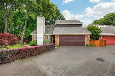 Flower Mound Single Family Home Active Option Contract: 4217 Gayle Court