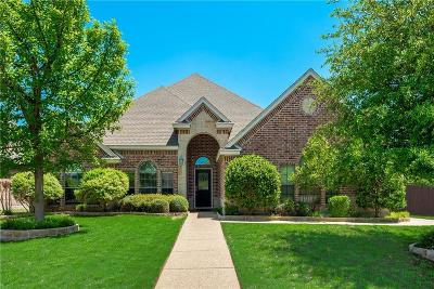 Parker County Single Family Home For Sale: 125 Prairie Dunes Drive