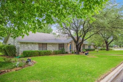 Brownwood Single Family Home Active Option Contract: 3003 Asbury Street