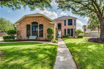 Mansfield Single Family Home For Sale: 4 Saint Johns Court