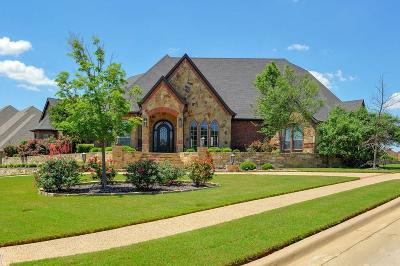 Kennedale Single Family Home Active Option Contract: 1038 Fox Wood Drive