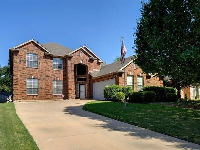 Keller Single Family Home For Sale: 1525 Chase Oaks Drive
