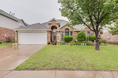 Arlington, Mansfield Single Family Home For Sale: 8214 Shoshoni Drive