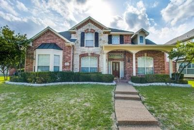 Rowlett Single Family Home For Sale: 2709 Dove Creek Drive