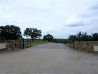 Millsap Residential Lots & Land For Sale: Lot 7 Calle Encino Lane