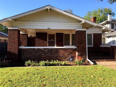 Single Family Home For Sale: 2337 Harrison Avenue