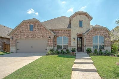 Fort Worth Single Family Home For Sale: 9604 Drovers View Trail