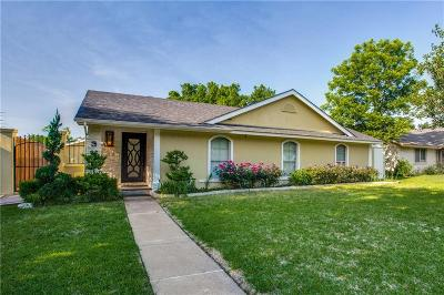 Single Family Home Active Option Contract: 3528 Cotillion Drive