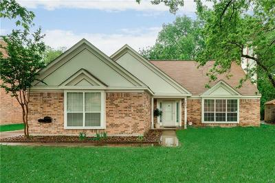 Desoto Single Family Home Active Option Contract: 920 Nora Lane