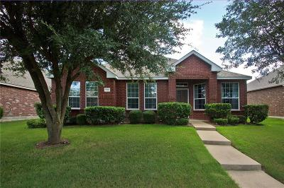 Allen TX Single Family Home For Sale: $292,500