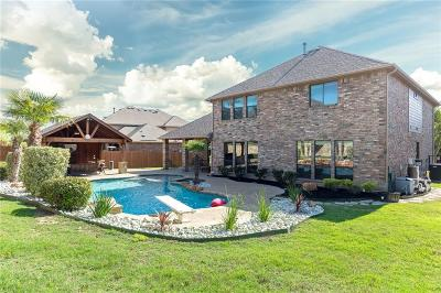 Fort Worth Single Family Home Active Option Contract: 4913 Cargill Circle