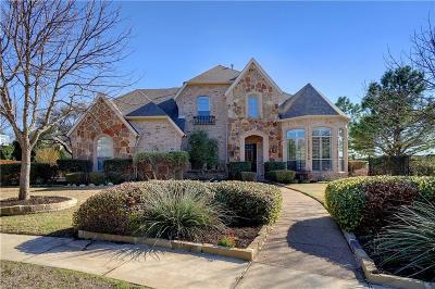 Southlake, Westlake, Trophy Club Single Family Home For Sale: 421 Copperfield Street
