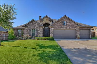 Mansfield TX Single Family Home For Sale: $310,000