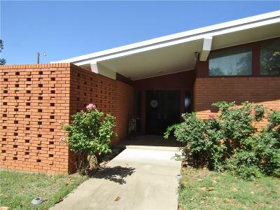Comanche Single Family Home Active Option Contract: 801 Highway 36