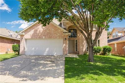 Saginaw Single Family Home For Sale: 720 Fox Run Trail