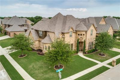 North Richland Hills Single Family Home For Sale: 8109 Belaire Court