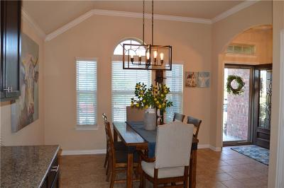Prosper Single Family Home Active Contingent: 16433 Toledo Bend Ct
