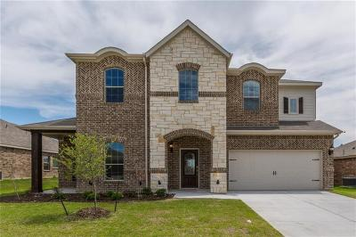Weatherford Single Family Home For Sale: 1544 Signature Drive