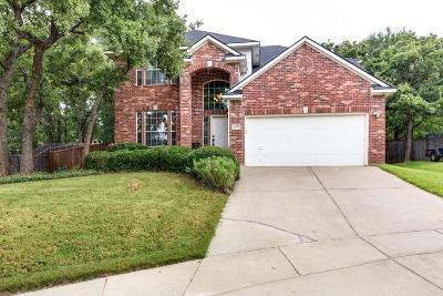 North Richland Hills Single Family Home For Sale: 8653 Madison Drive