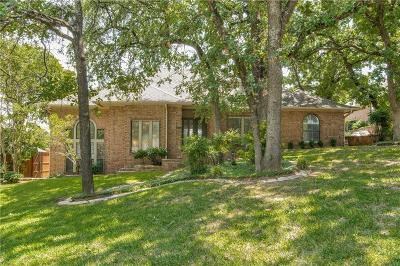 Grapevine Single Family Home For Sale: 2933 Crestline Street