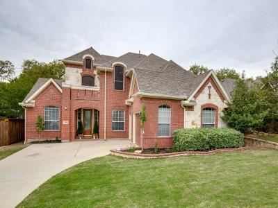 Denton Single Family Home For Sale: 3908 Drexel Drive
