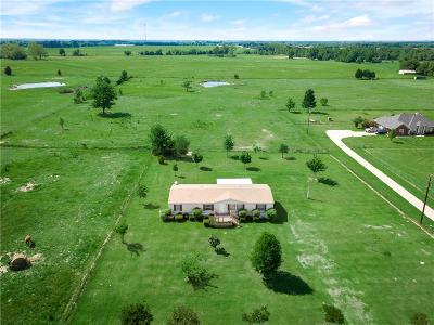 Canton TX Single Family Home For Sale: $115,000