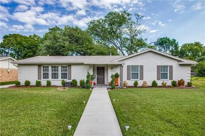 Single Family Home Active Option Contract: 3233 Dothan Lane
