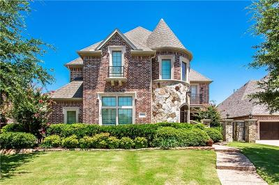 Allen Single Family Home For Sale: 902 Thornbury Court