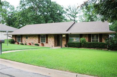 Denison Single Family Home For Sale: 610 Ambassador Street