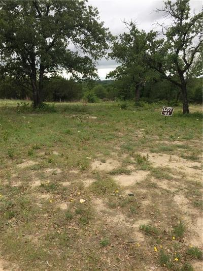 Stephenville TX Residential Lots & Land For Sale: $89,500