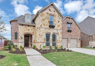 Fort Worth Single Family Home For Sale: 9713 Wexley Way