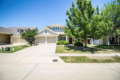 McKinney Single Family Home For Sale: 9824 Old Field Drive