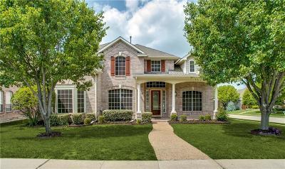 Allen Single Family Home For Sale: 2002 Lunenburg Drive