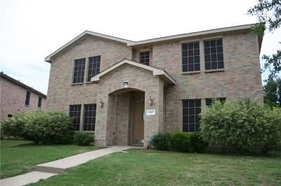 Cedar Hill Single Family Home For Sale: 1307 White Tail Ridge