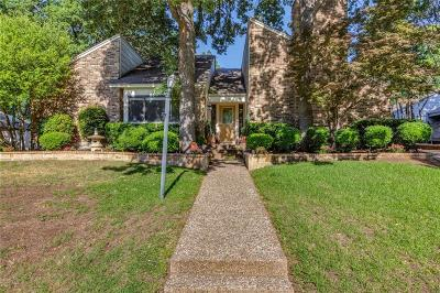 Tarrant County Single Family Home For Sale: 3909 Laurel Lane