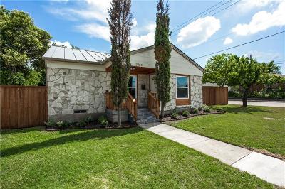 Dallas Single Family Home For Sale: 2864 Searcy Drive